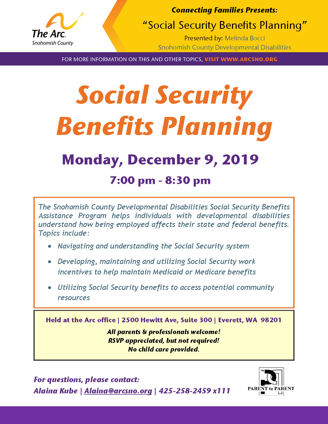 CF Dec2019 Social Security Benefits Planning