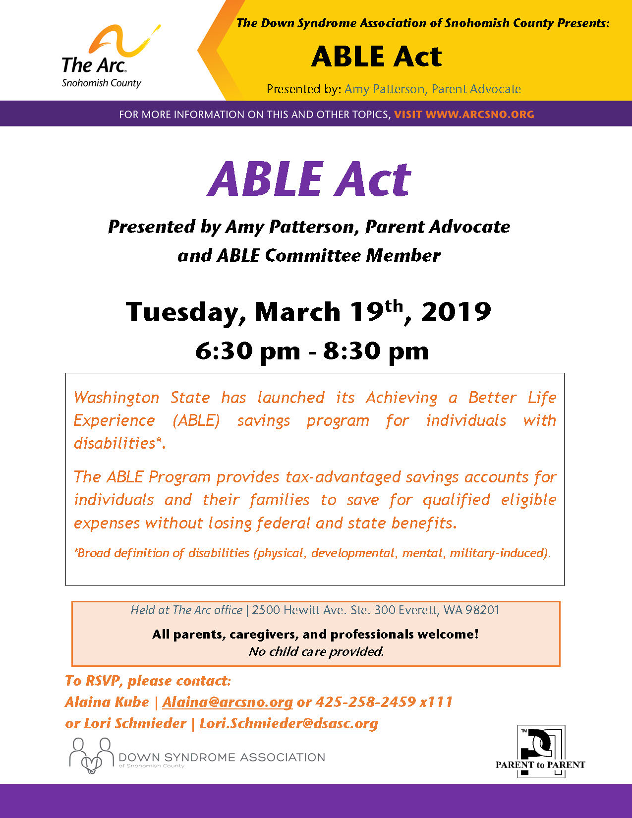 ABLE Act 19Mar2019